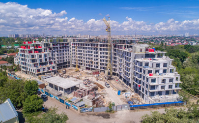 News Construction progress of MARINIST residence - May 2020, photo